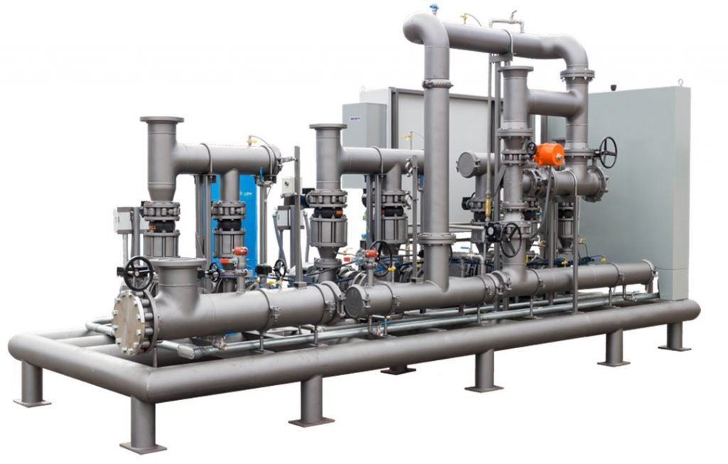 Chilled-Water-System-Pump-Assembly